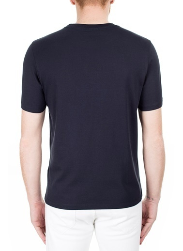 Emporio Armani  Regular Fit T Shirt Erkek T Shırt 3H1Td0 1J30Z 0922 Lacivert